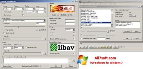 Captură de ecran iuVCR pentru Windows 7